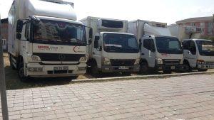 İstanbul Soğuk Zincir Taşımacılığı Yapan Firmalar