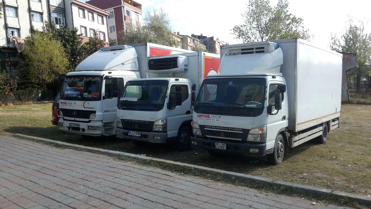 İstanbul Şehir içi soğuk zincir taşımacılığı