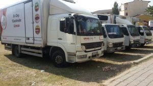 İstanbul Soğuk Zincir Dağıtım Yapan firmalar