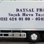 İstanbul Frigolu Nakliye