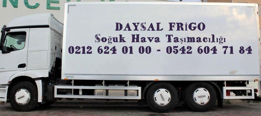 Frigofirik Nakliye İstanbul